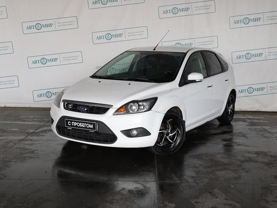 Ford Focus Hatchback 2008 - 2011