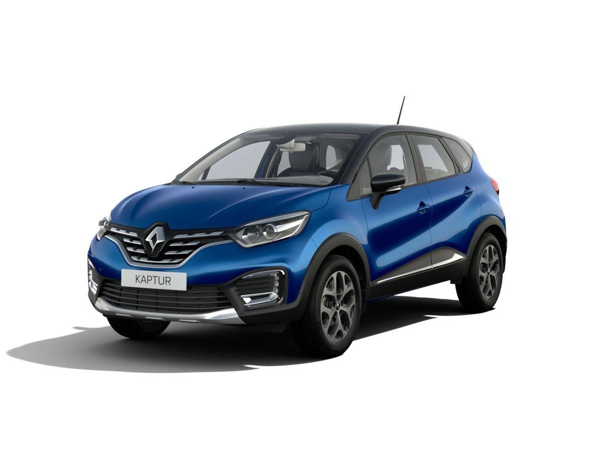 Renault Kaptur 2016 - по н.в.