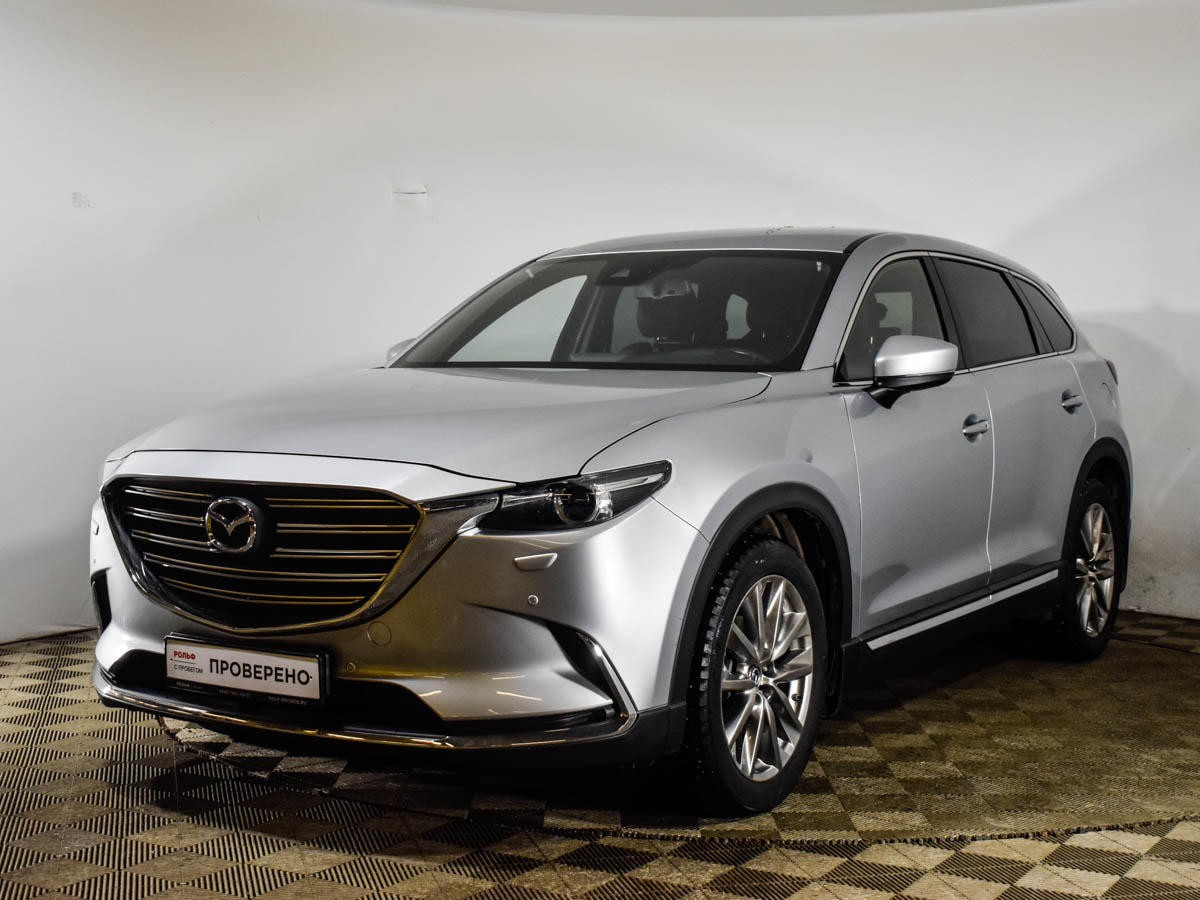 Mazda CX-9 2016 - по н.в.