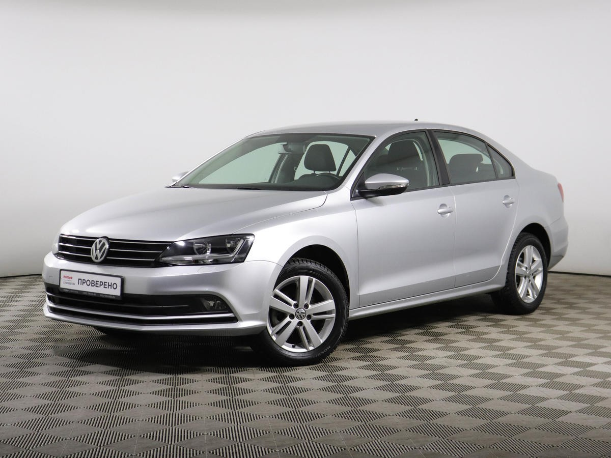 Volkswagen Jetta Sedan 2014 - 2018