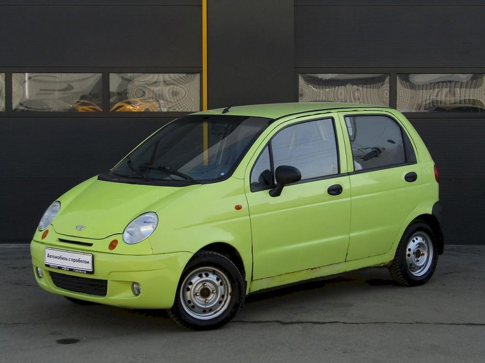 Daewoo Matiz 2000 - 2015
