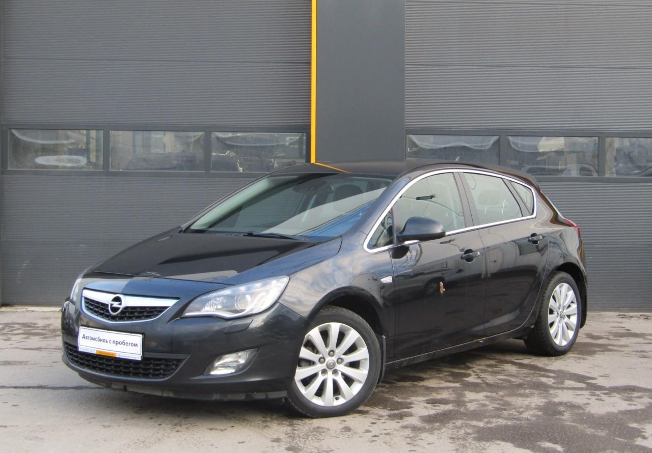Opel Astra Hatchback 2009 - 2012