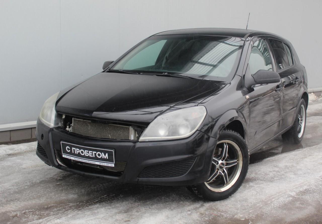Opel Astra Hatchback 2006 - 2014