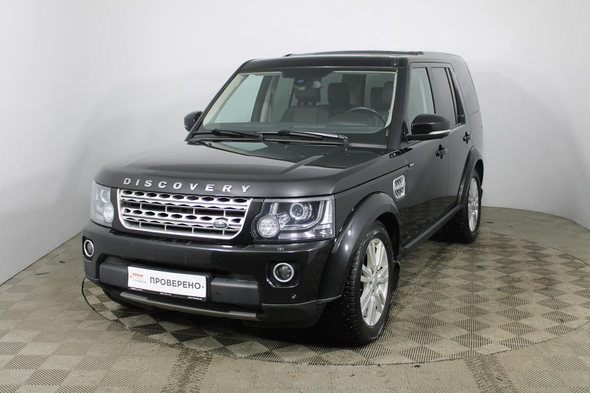 Land Rover Discovery 2013 - 2016