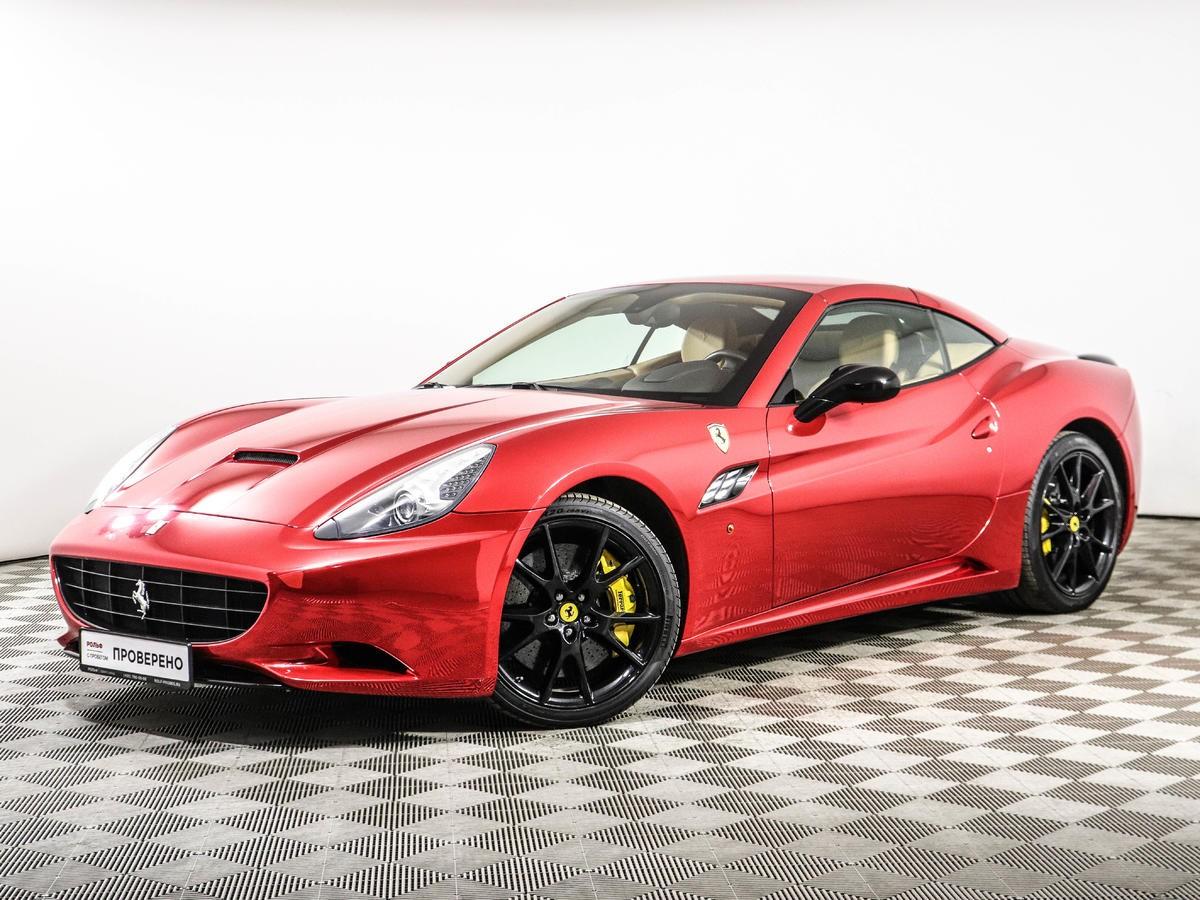 Ferrari California 2008 - 2014