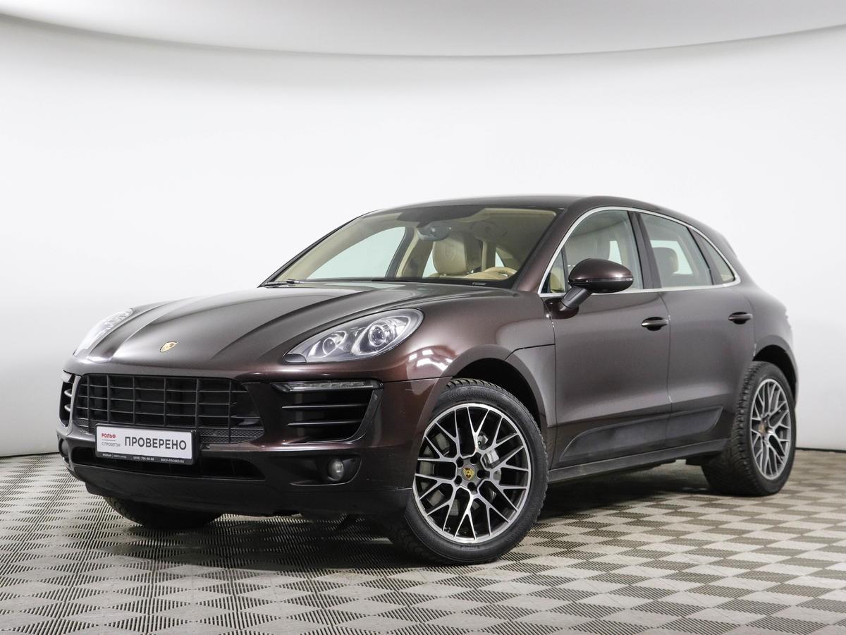 Porsche Macan 2014 - 2018