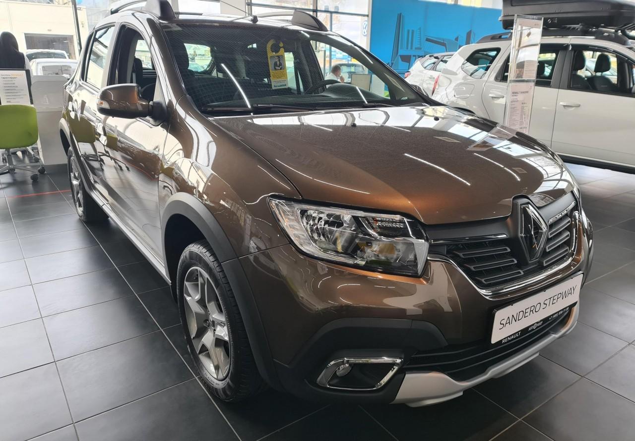 Renault Sandero 2018 - по н.в.