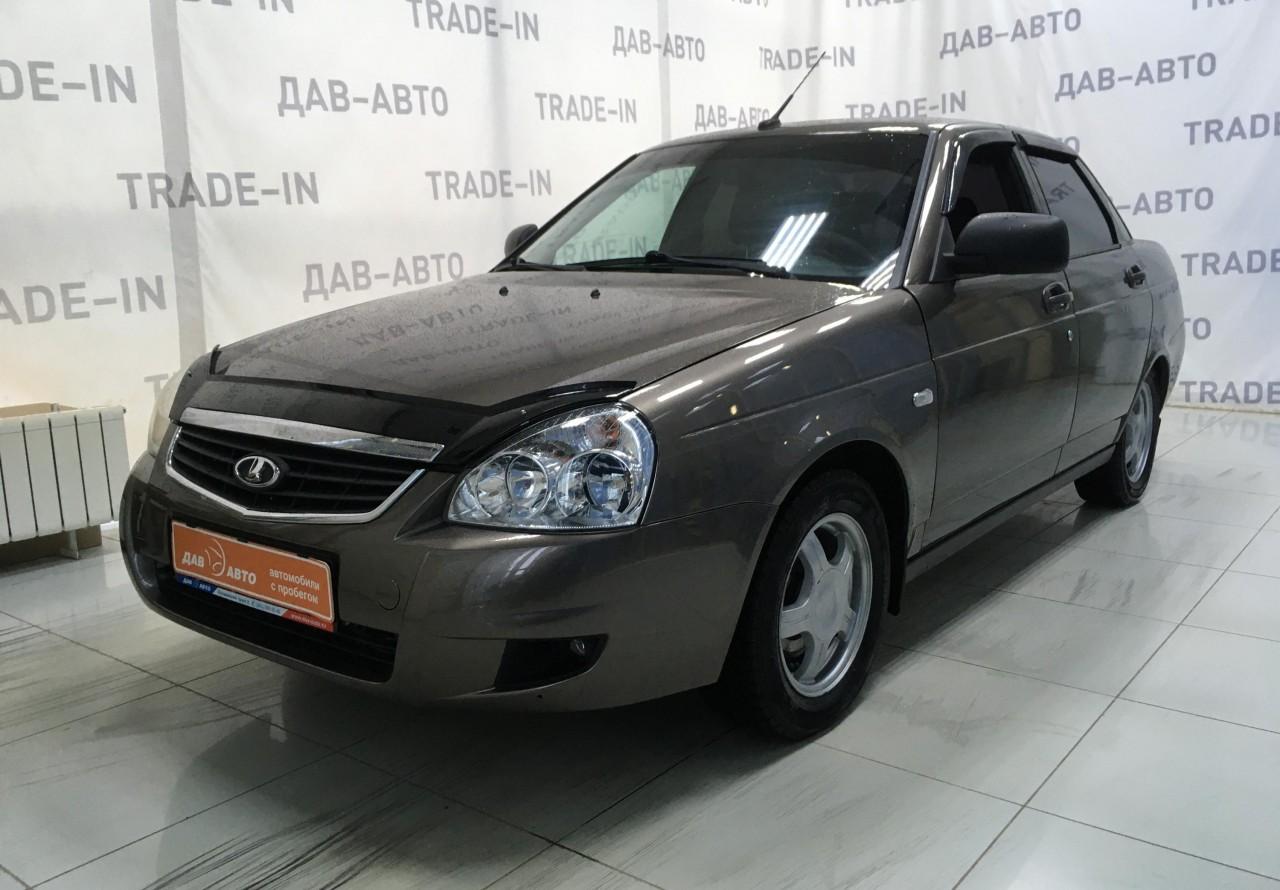 LADA (ВАЗ) Priora Sedan 2013 - 2018