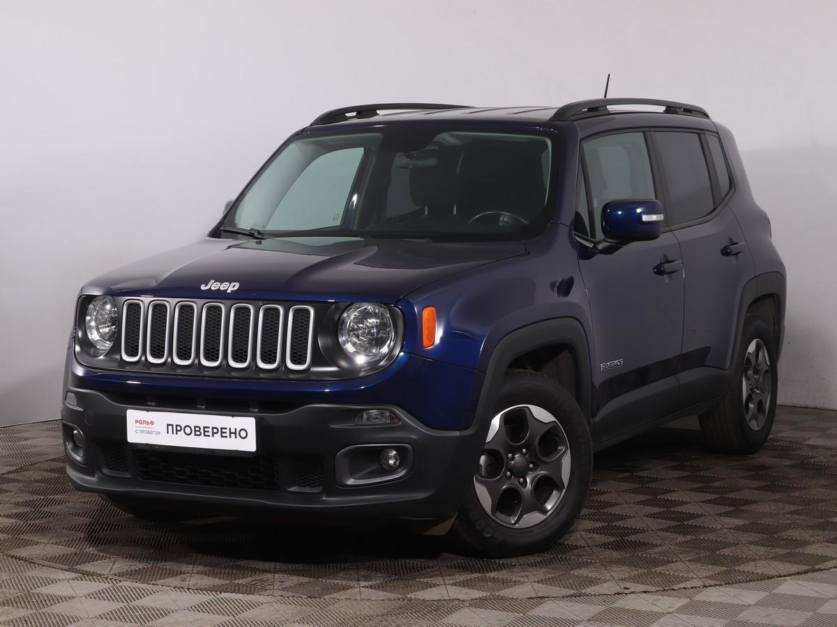 Jeep Renegade 2014 - 2019