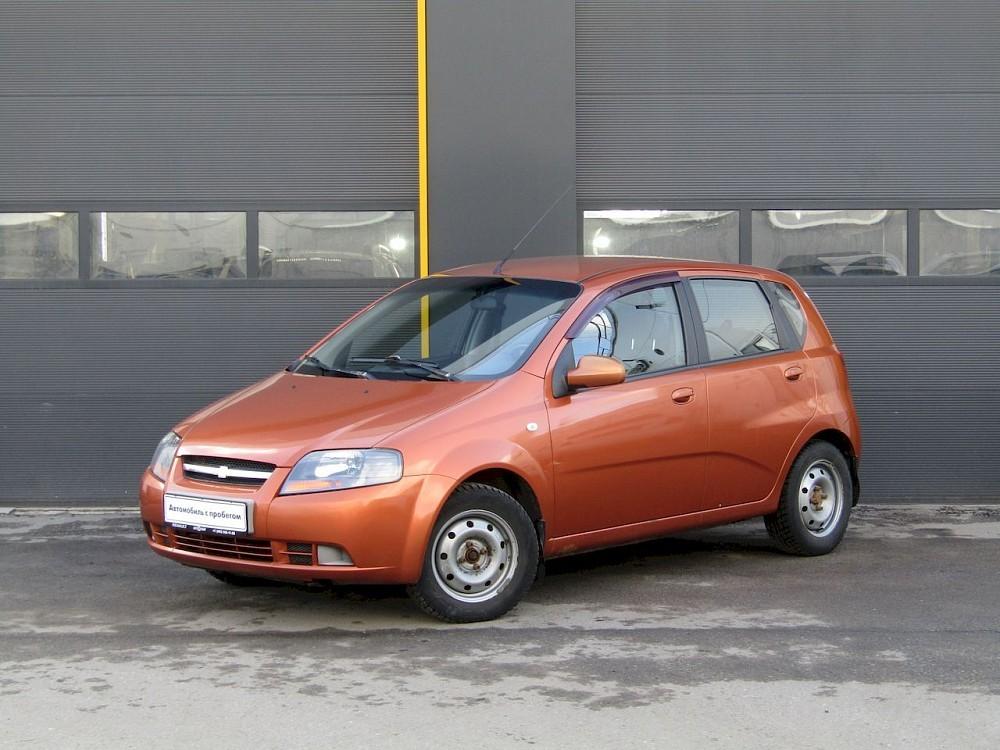 Chevrolet Aveo Hatchback 2003 - 2008