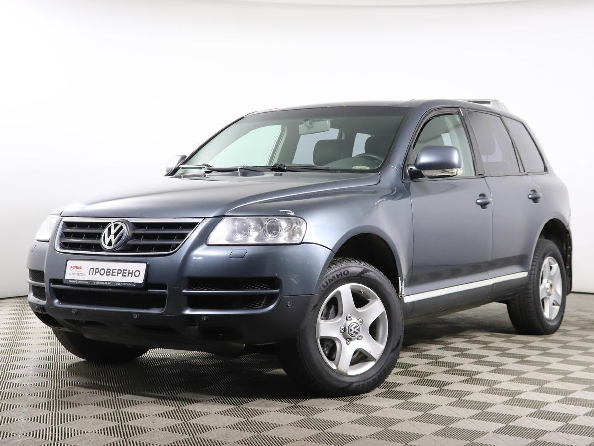Volkswagen Touareg 2002 - 2007