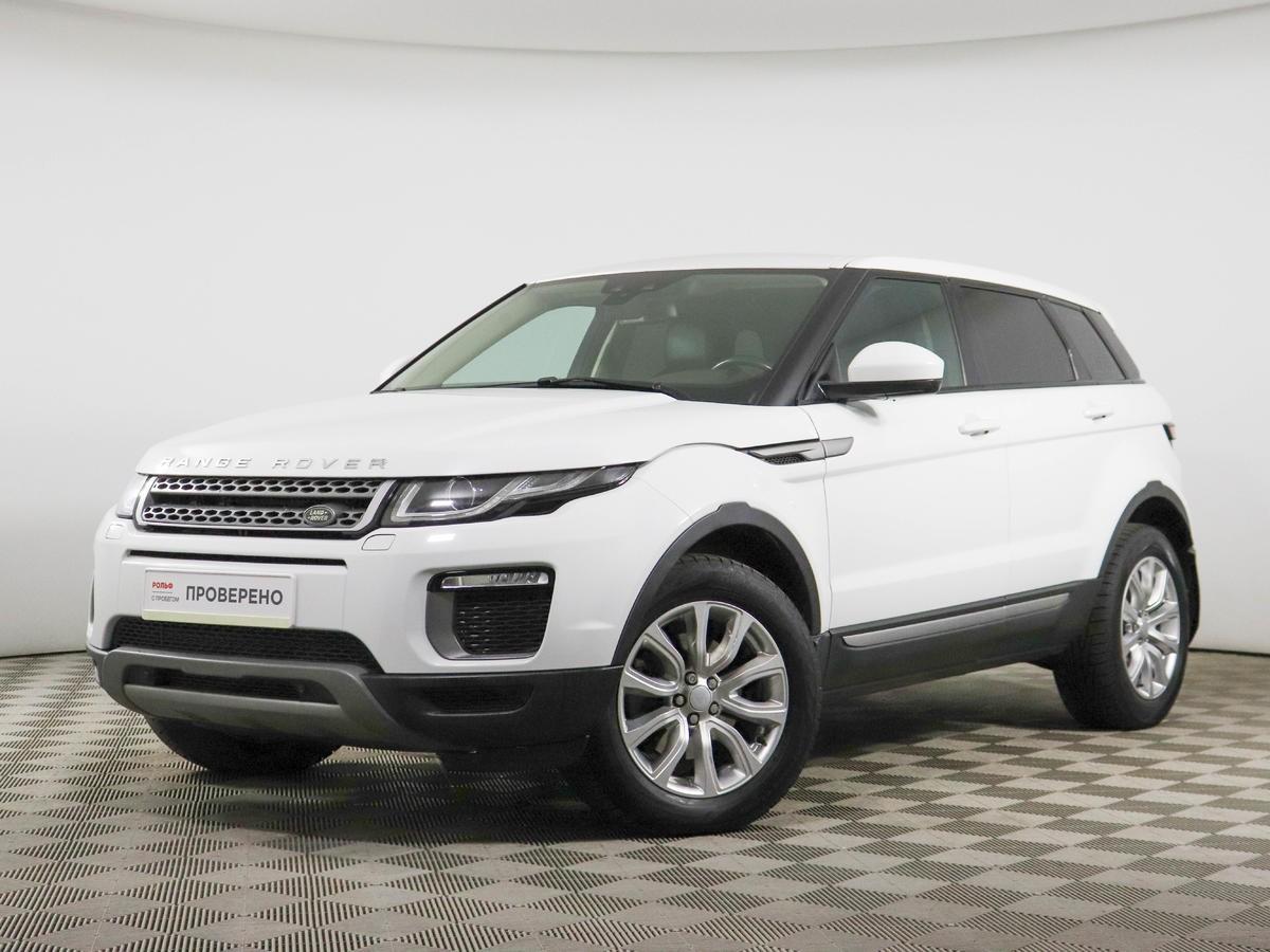 Land Rover Range Rover Evoque 2015 - 2018