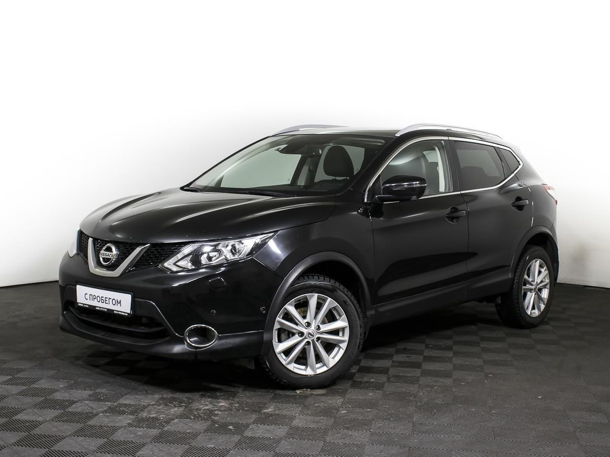 Nissan Qashqai 2013 - по н.в.