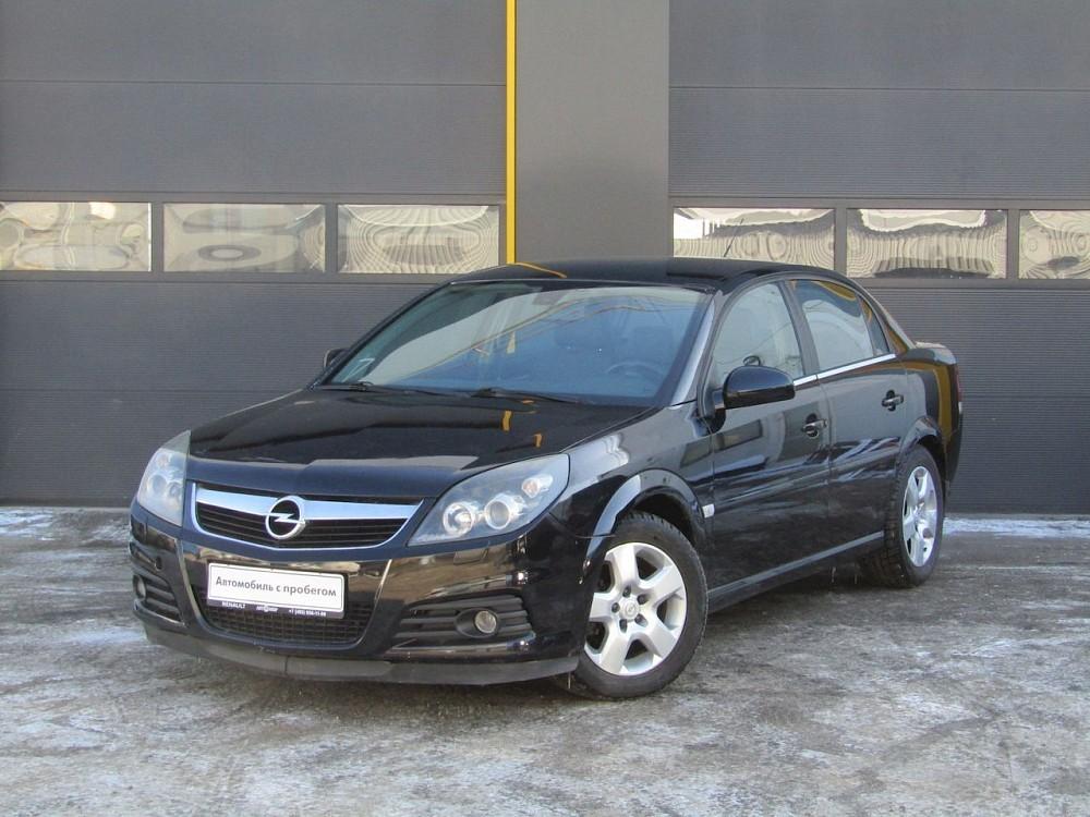 Opel Vectra Sedan 2005 - 2008