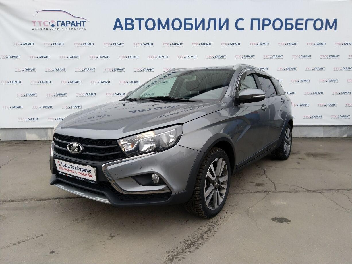 LADA (ВАЗ) Vesta Wagon