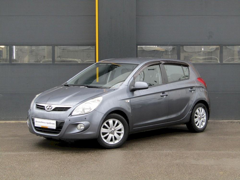 Hyundai i20 2008 - 2012