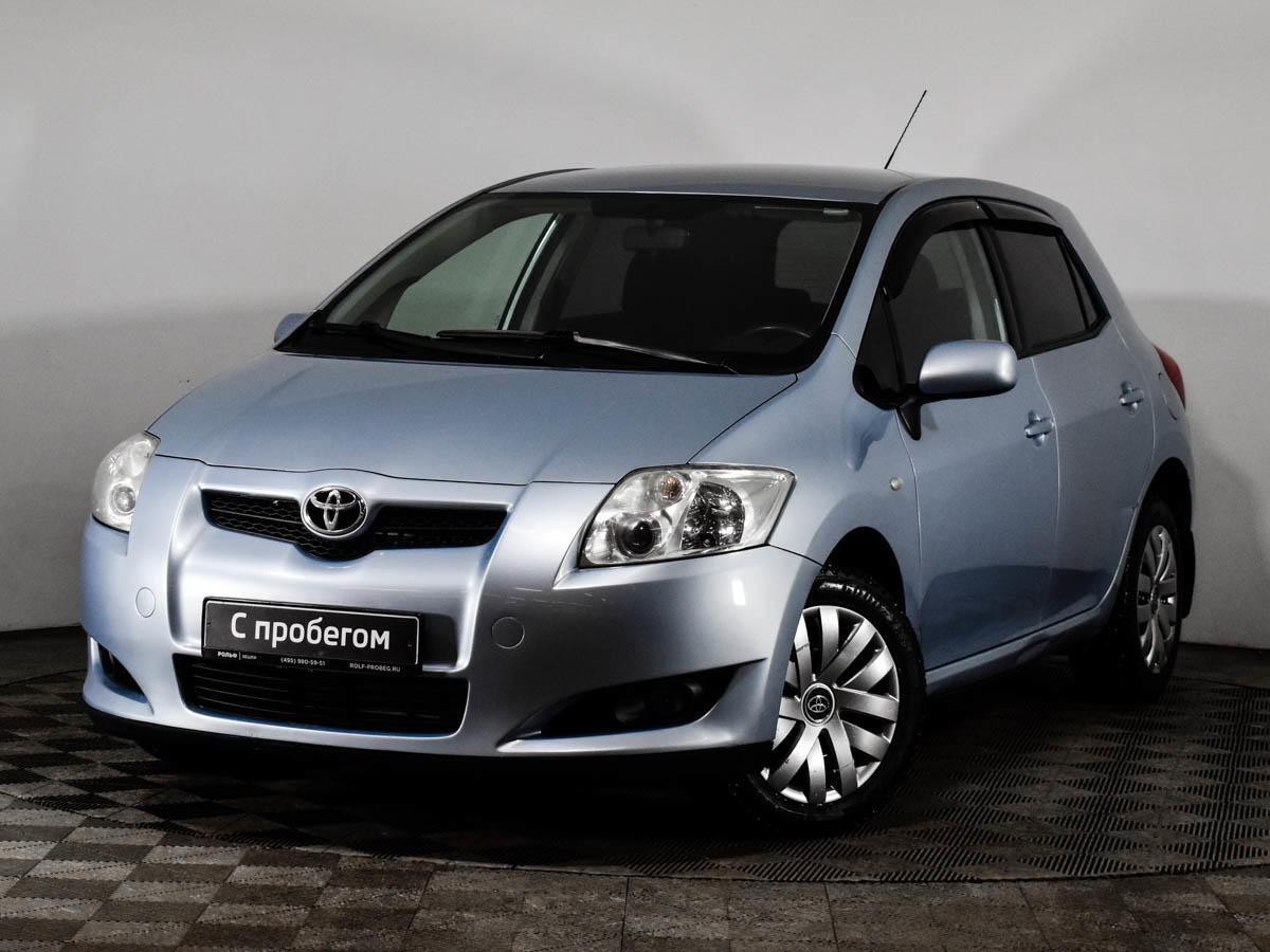 Toyota Auris Hatchback 2006 - 2010