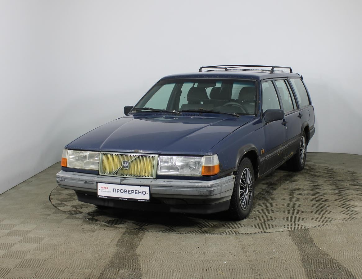 Volvo 740 Wagon 1985 - 1992