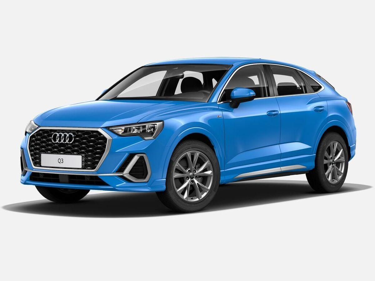 Audi Q3 Sportback 2019 - по н.в.