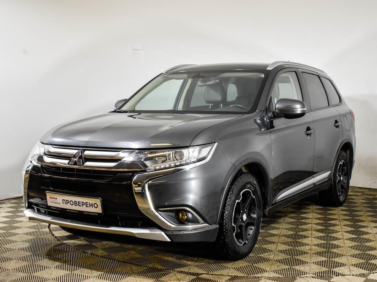 Mitsubishi Outlander 2015 - 2018