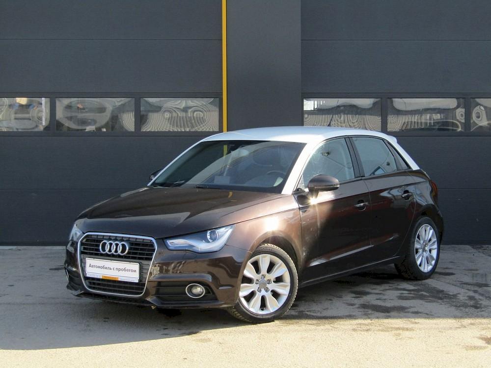 Audi A1 2010 - 2015