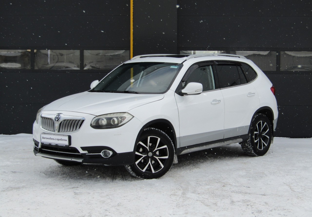 Brilliance V5 2011 - 2017