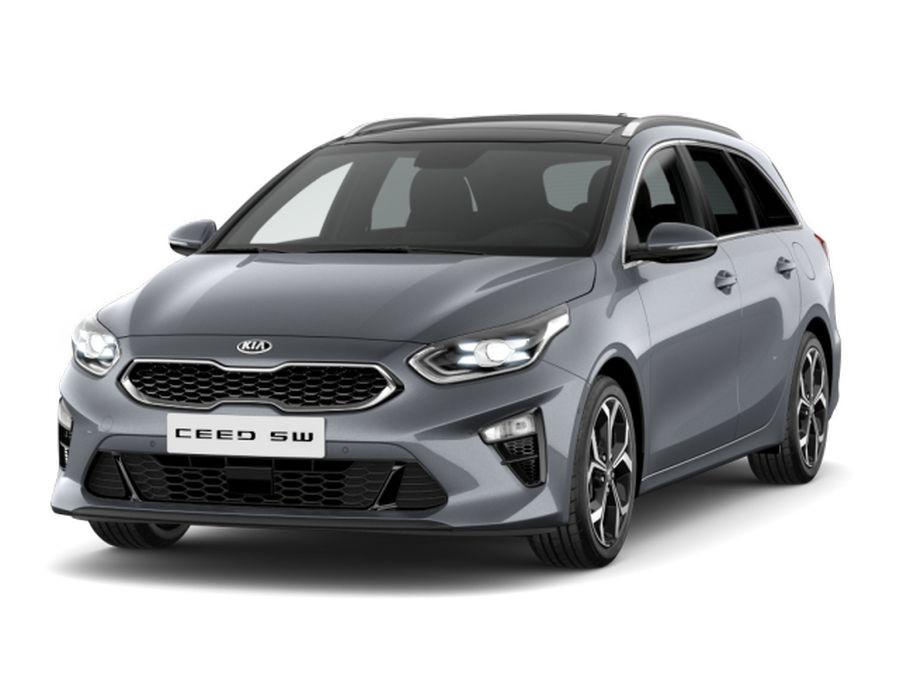 Kia Ceed Wagon 2018 - по н.в.