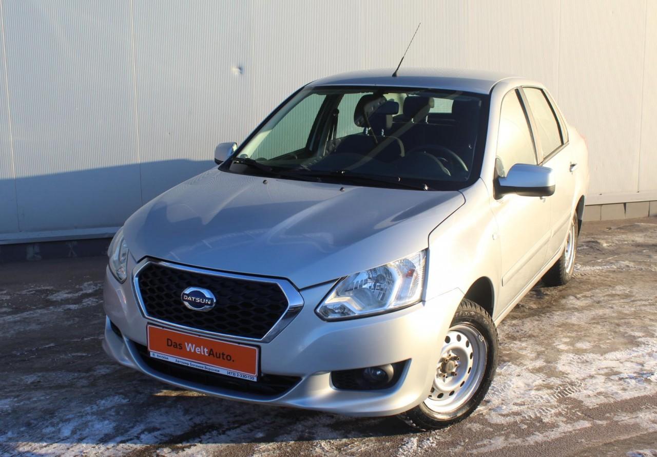Datsun on-DO 2014 - по н.в.
