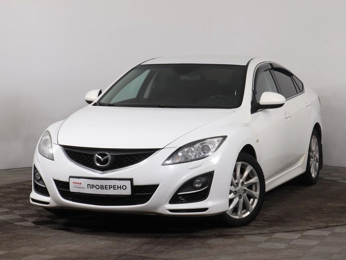 Mazda 6 Liftback