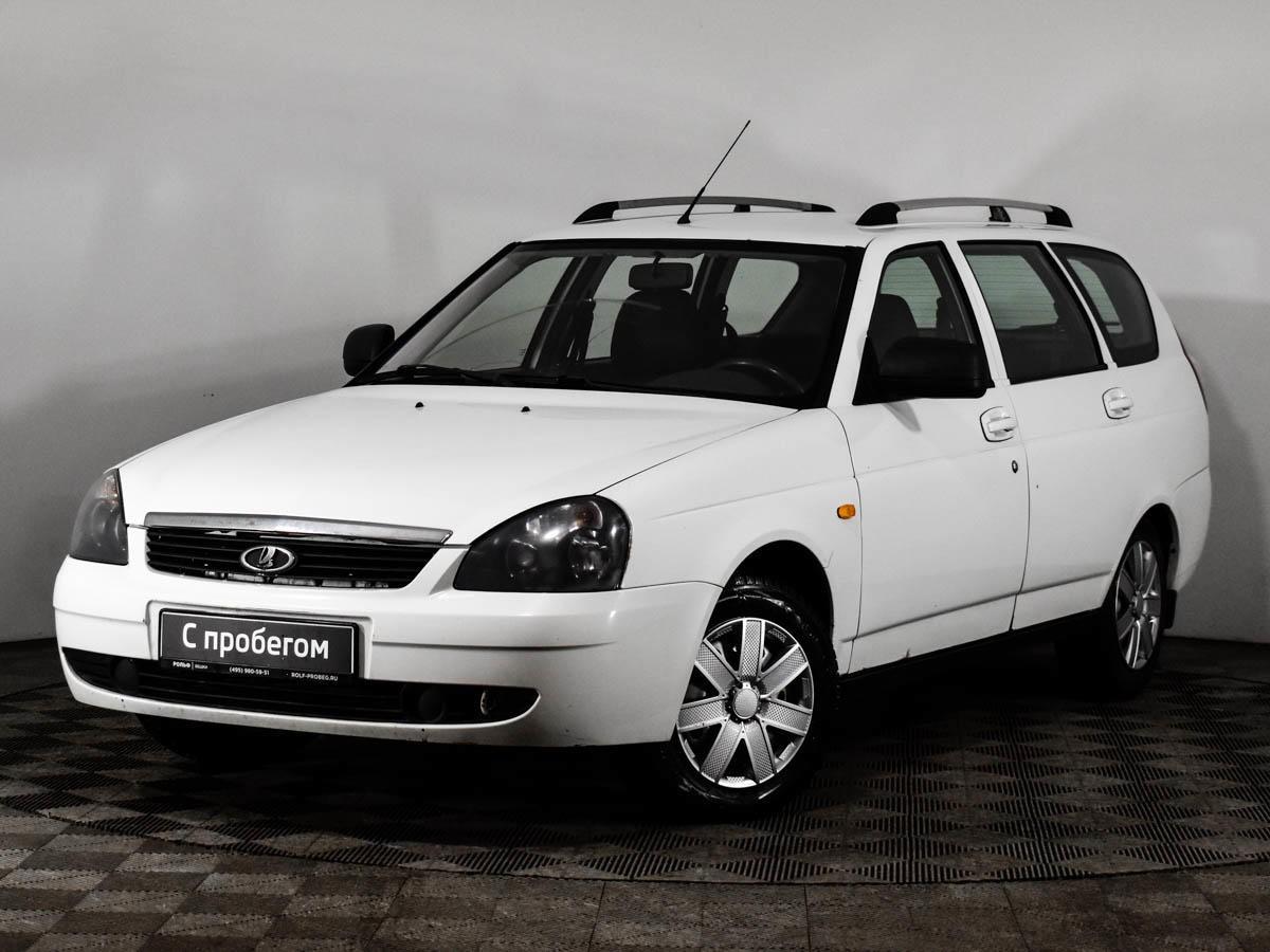 LADA (ВАЗ) Priora Wagon 2009 - 2013