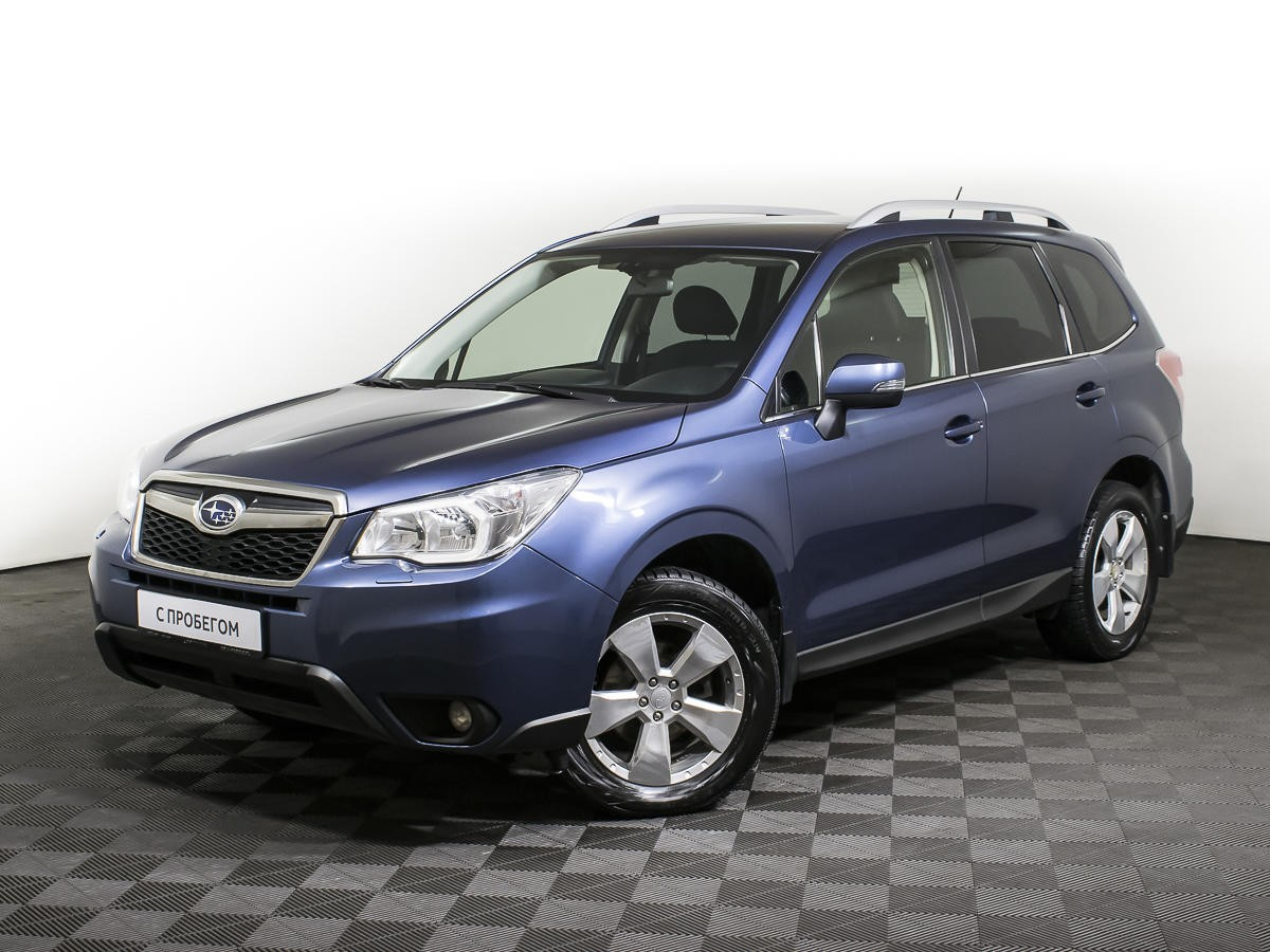 Subaru Forester Suv 2010 - 2013