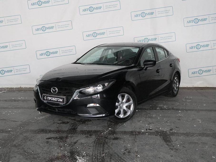 Mazda 3 Sedan 2013 - 2017
