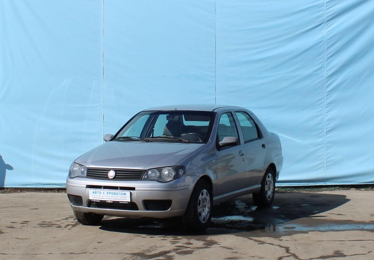 Fiat Albea 2005 - 2012