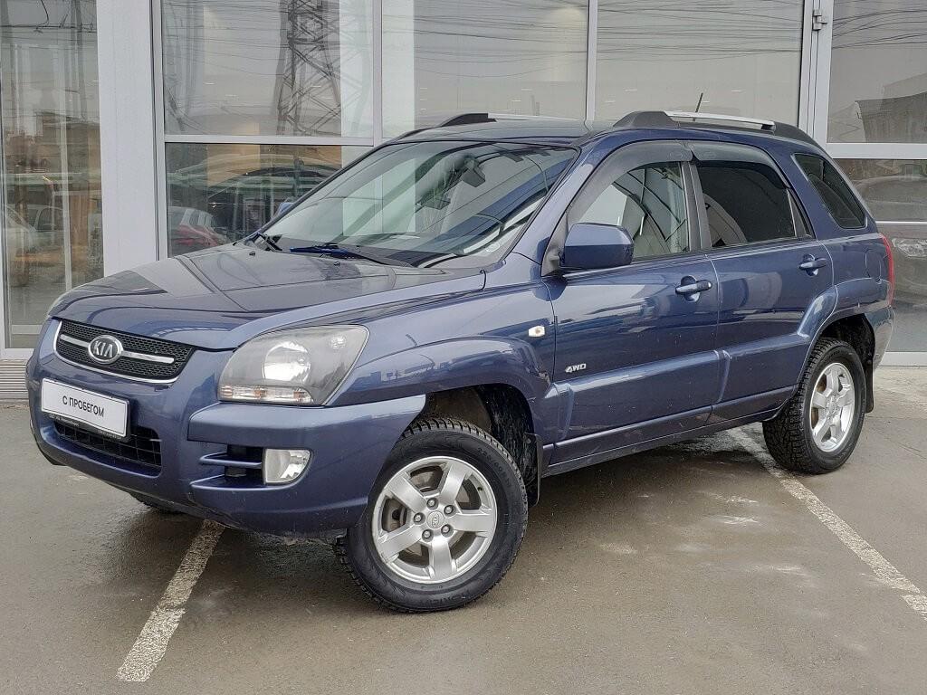 Kia Sportage 2004 - 2009