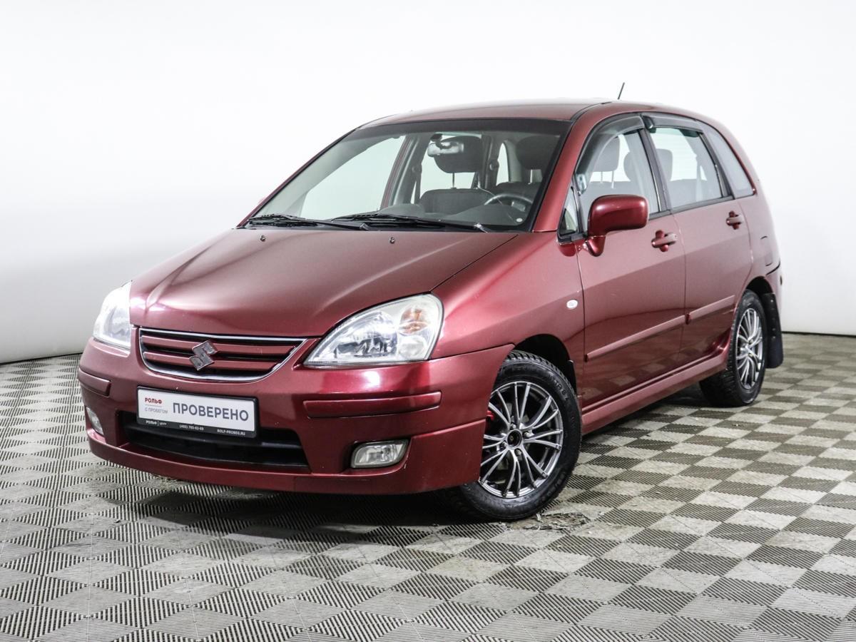 Suzuki Liana Wagon 2001 - 2006