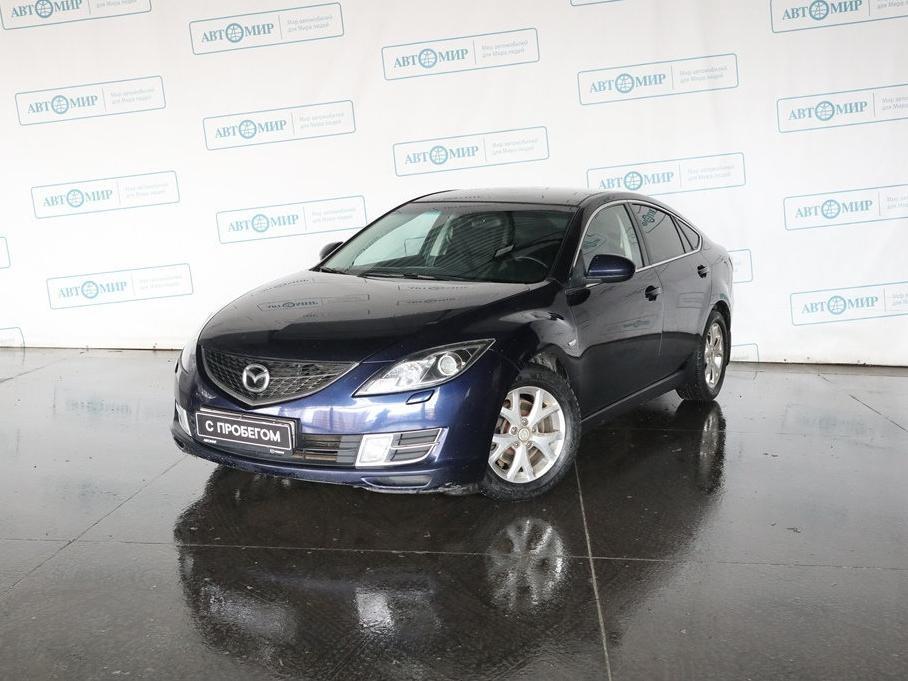 Mazda 6 Liftback 2007 - 2009