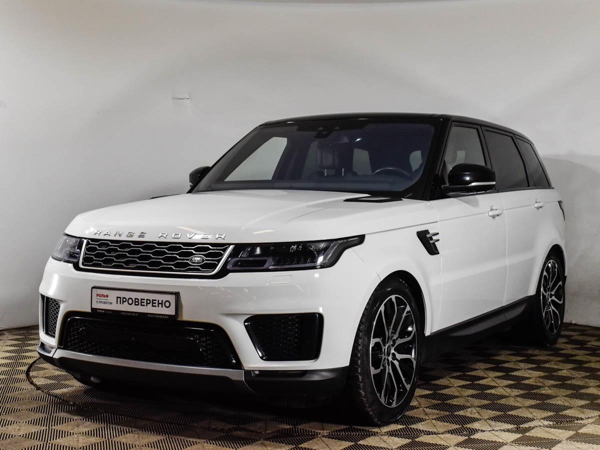 Land Rover Range Rover Sport 2017 - по н.в.