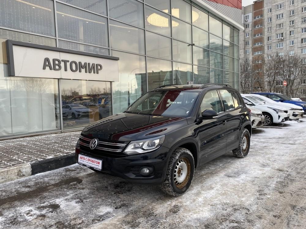 Volkswagen Tiguan 2011 - 2016