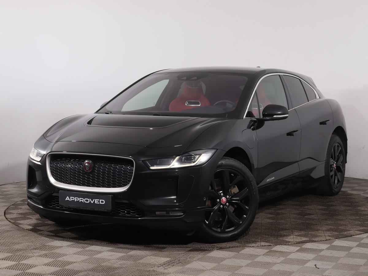 Jaguar I-Pace 2018 - по н.в.