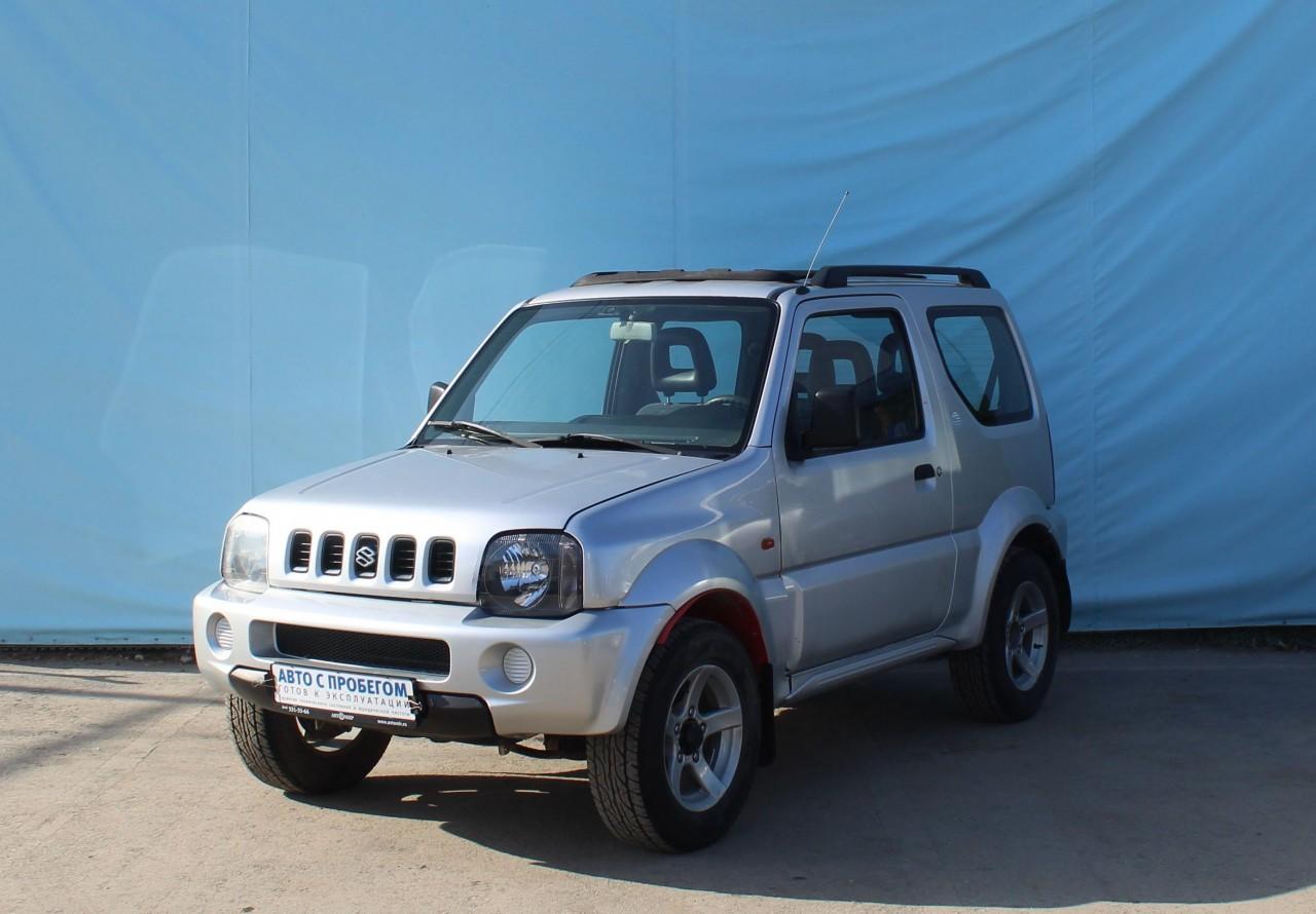 Suzuki Jimny 1998 - 2005
