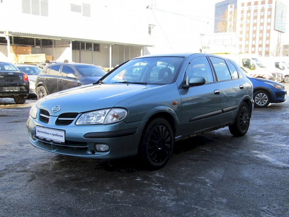 Nissan Almera Hatchback 2000 - 2003
