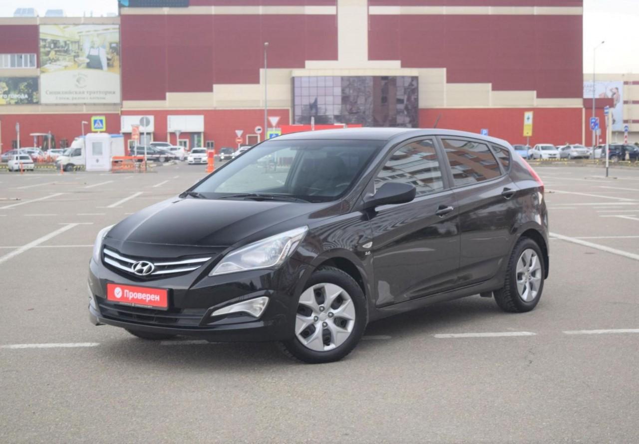 Hyundai Solaris Hatchback