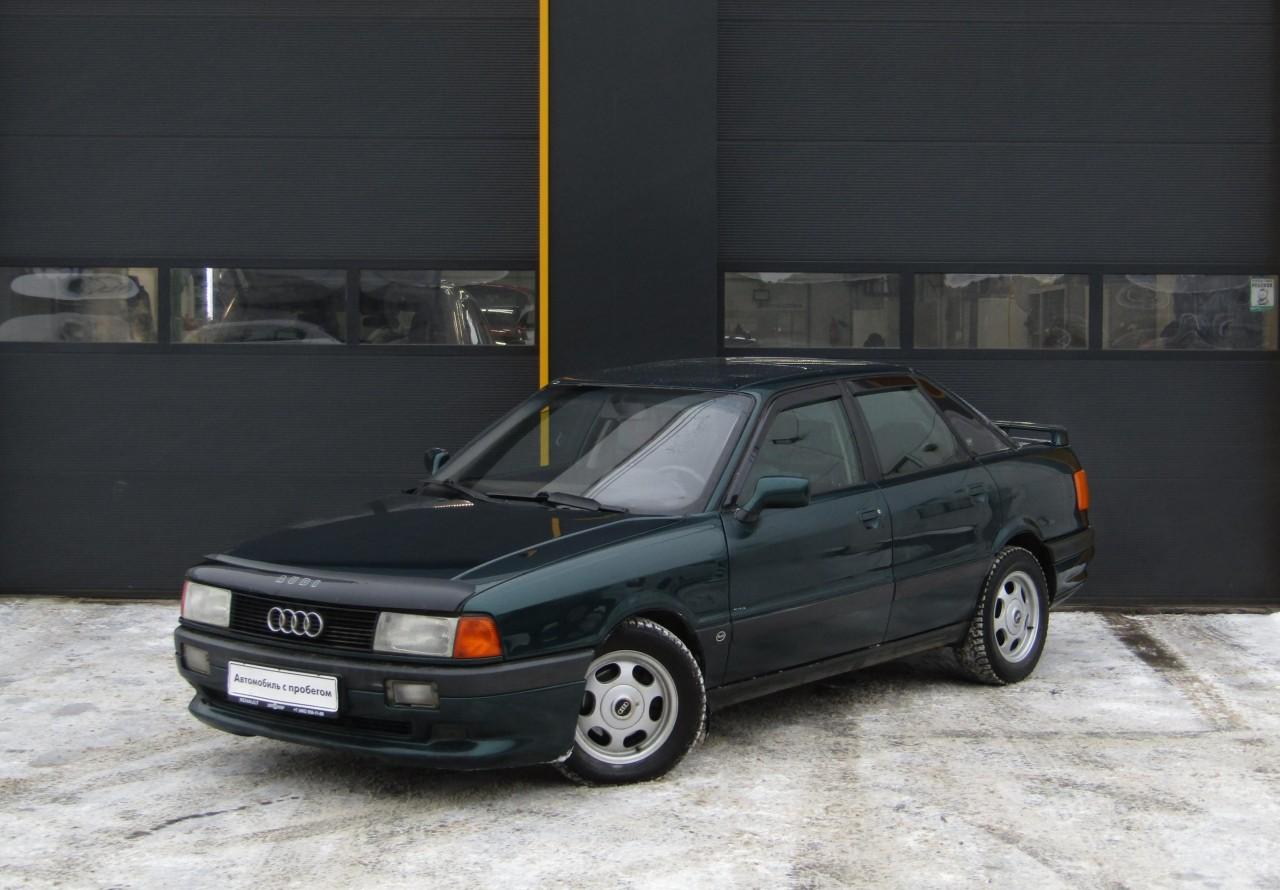 Audi 80 Sedan 1991 - 1995