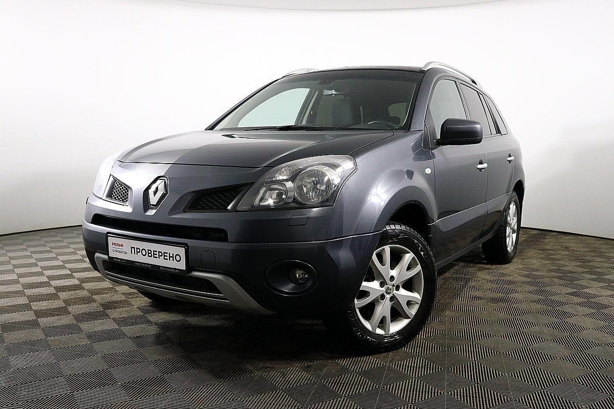 Renault Koleos 2008 - 2011