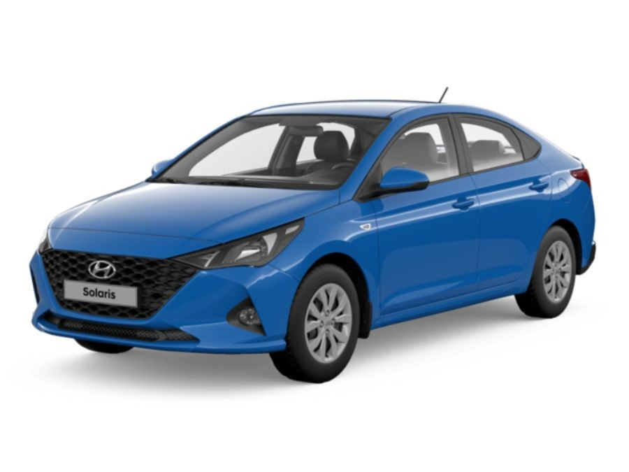 Hyundai Solaris Sedan 2014 - 2017
