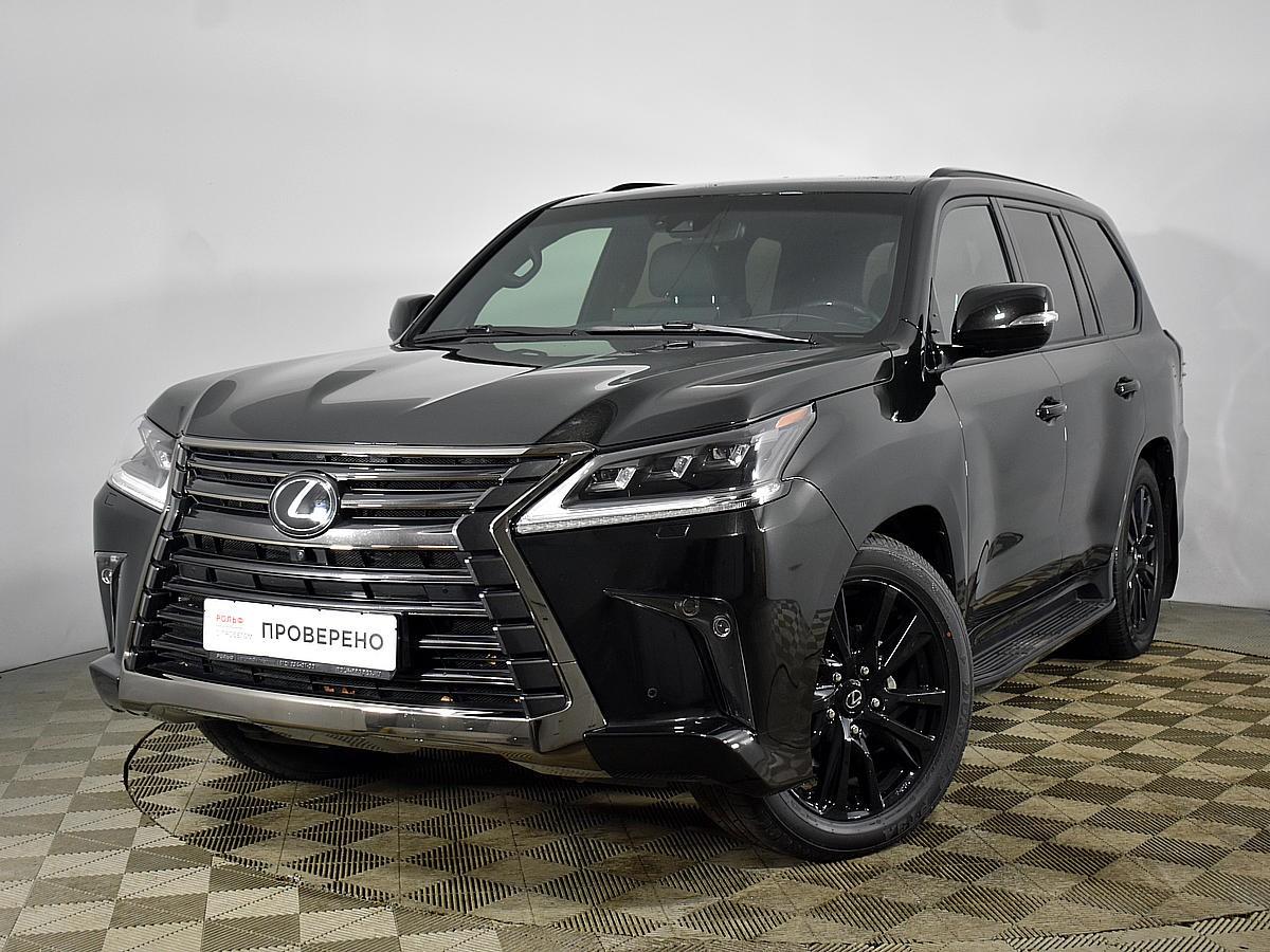 Lexus LX 2015 - по н.в.