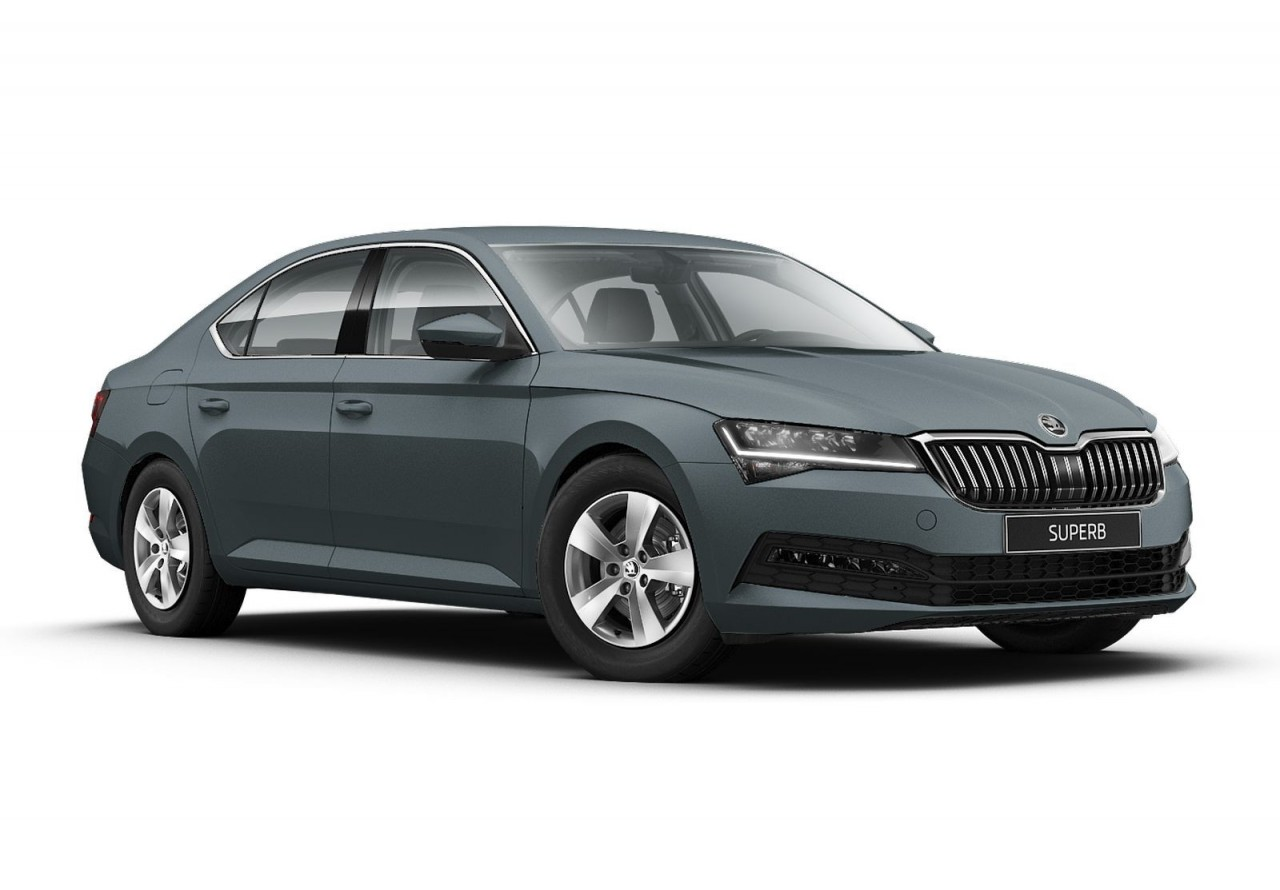 Skoda Superb Liftback 2019 - по н.в.