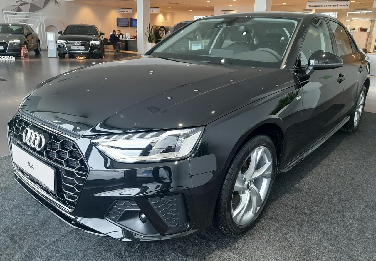 Audi A4 Sedan 2019 - по н.в.