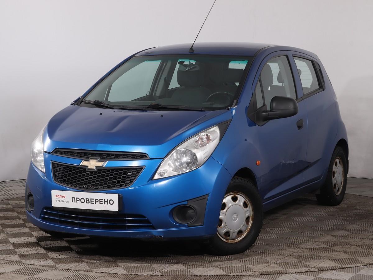Chevrolet Spark 2009 - 2016