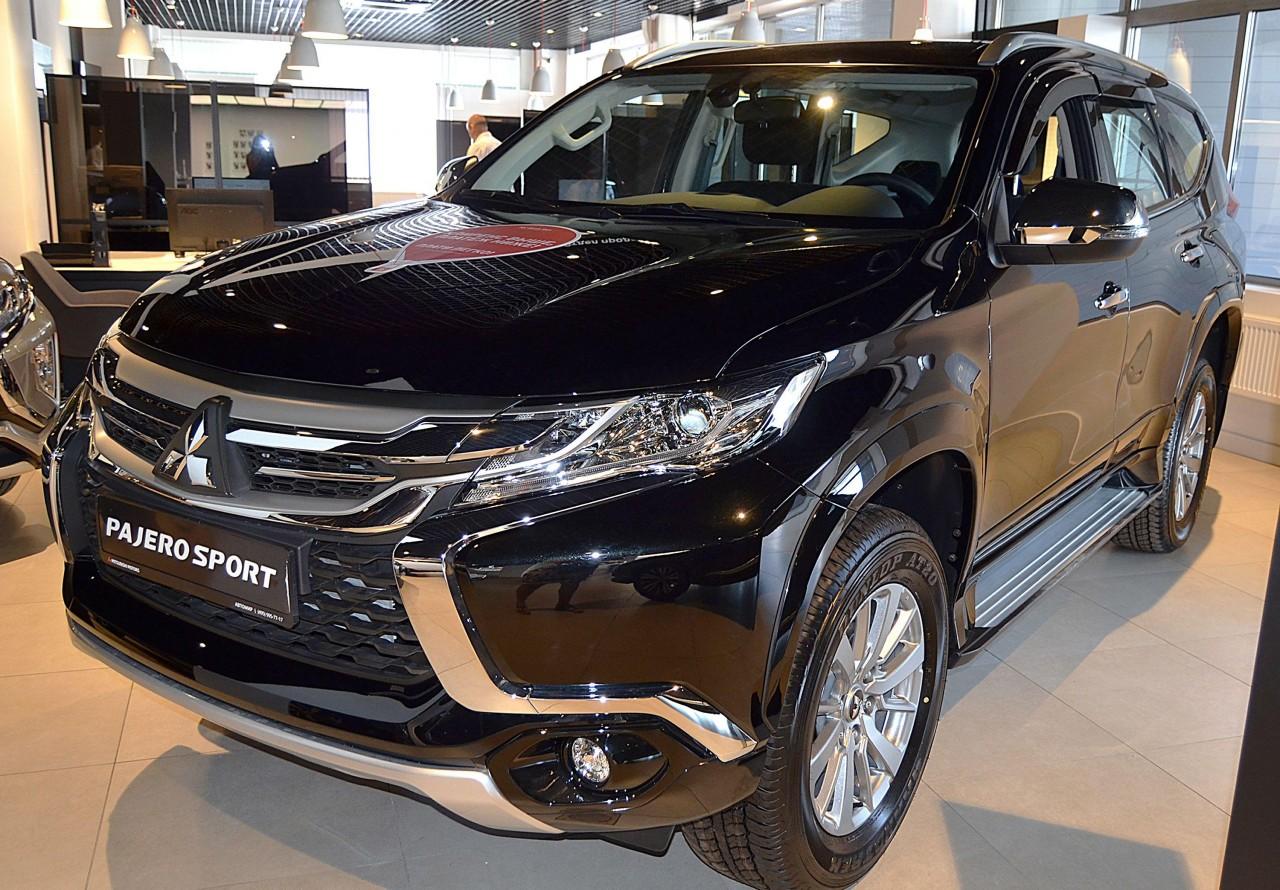 Mitsubishi Pajero Sport 2015 - по н.в.